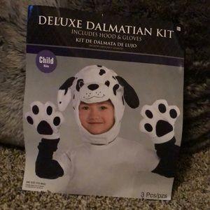 Deluxe Dalmatian Costume Kit